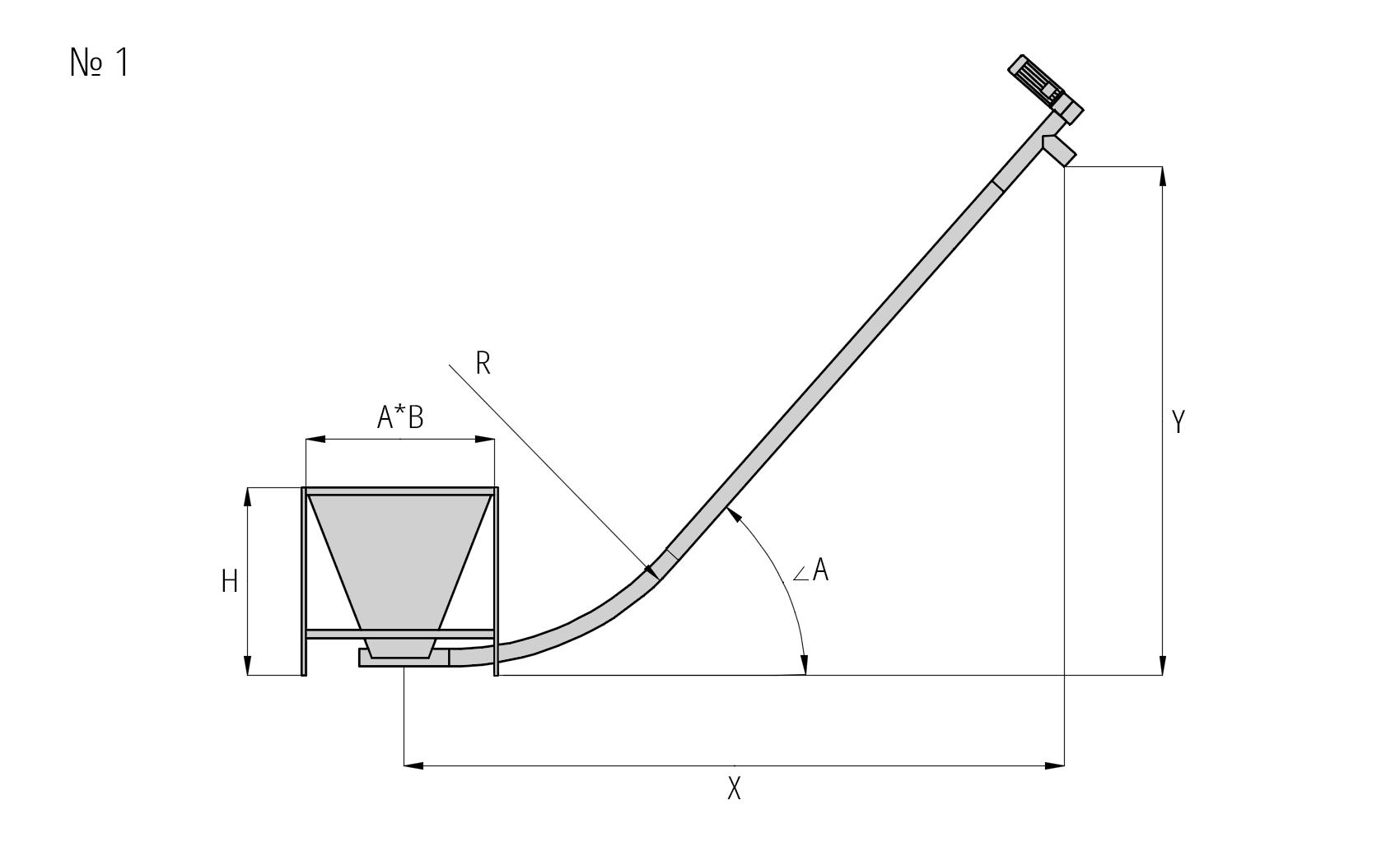Устройстве спирального конвейера бегущая лента в конвейере